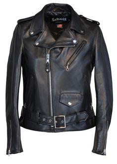 136WJS - Women's Naked Cowhide Motorcycle Jacket