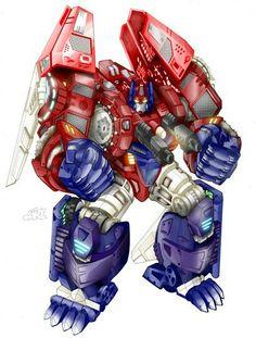 Colors by Matt Black Primal Prime Gi Joe, Beast Machines, Transformers Movie, Paw Patrol Party, Super Robot, Cartoon Tv, Optimus Prime, Anime, Manga
