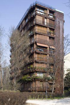 Luigi Caccia Dominioni, Via Andrea Massena 18, Milano