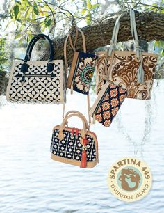 We absolutely adore the Sea Islands Collection! Doesn't these patterns make you want summer? Ladies Boutique, Boutique Clothing, Myrtle Beach Shopping, Latest Handbags, Girly Things, Girly Stuff, Fun Stuff, Designer Handbags, Straw Bag