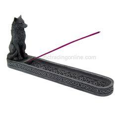 9792 Werewolf Incense Burner @Pacific Trading