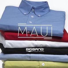 Bigbang  Uniformes  Ditexa  Camisas  Ropa  Empresas  Aguascalientes  Mexico   Work  Office  Maui 8649402154a32