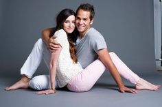 By Matt Clayton. Click to see the full photo shoot - how cute are these poses?! Great wardrobe choices too.