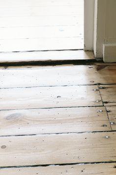 plank wood floors