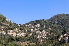 The charming village of Dlebta