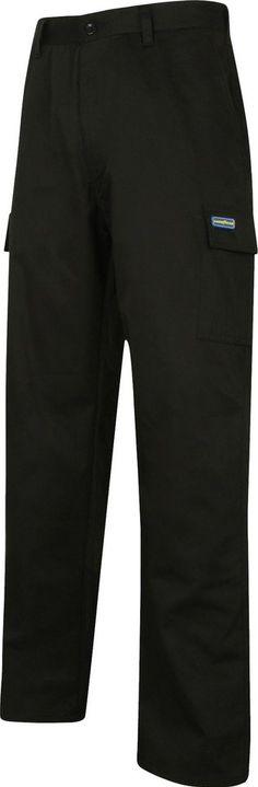 GOODYEAR Arbeitshose für 29,99€. Inklusive vielen funktionellen Taschen, Die Hose ist wasserfest bei OTTO
