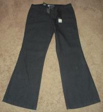 Size 12 Women's Denim Pants NWT  $18.00