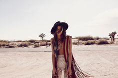 Bambi Northwood-Blyth by Zoey Grossman for Spell Wild Heart Lookbook August 2013