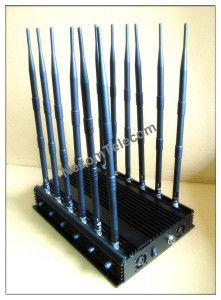 Cell phone jammer for work - cell phone jammer kit