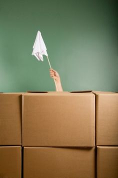 Downsizing to an apartment? Dont raise the white flag. Use our tips to stay sane.