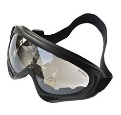 Ieasysexy Polycarbonate Material Protective Windproof Motorcycle Snowmobile Ski Snowboard Anti Fog Winter Outdoor Sports Protective Safety Glasses Goggles -Unisex Special Designed for Outdoor Sports