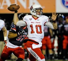 GoDaddy Bowl - Ball State Cardinals vs. Arkansas State Red Wolves Pick-Odds-Prediction 1/5/14: Ryan's Free College Football Pick Against the...