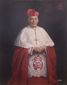 Cardinal Richard James Cushing, archbishop of Boston
