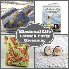 Missional Life Launch give away