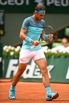 PHOTOS: Rafael Nadal reaches 200 Grand Slam victories with straight sets win over Facundo Bagnis Rafael Nadal has cruised into the third round of the French Open with a 6-3, 6-0, 6-3 win over 99th-ranked Facundo Bagnis of Argentina. Today's victory for Rafawas his 200th Grand Slam match win — he is eighth on the all-time list, just three behind Pete Sampras. Heis now four match wins shy of notching 800 career match wins (796-168). Roland Garros 2016 Vamos Rafa NikeCourt Nike