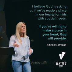 Rachel Wojo, Author, Speaker, Special Needs Mom
