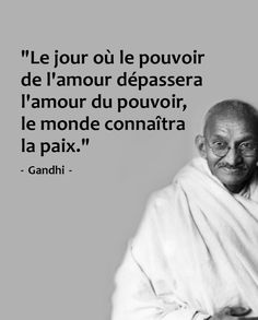 Positive And Negative, Positive Mind, Gandhi, Quote Citation, French Quotes, Stressed Out, Happy Thoughts, Positive Affirmations, Woman Quotes