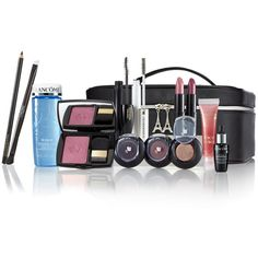 The Ultimate Gift Guide For Everyone On Your List Lancome Makeup Set, Cosmetic Sets, The Ultimate Gift, Beauty Box, Beauty Essentials, For Everyone, Gift Guide, Holiday Gifts, Skin Care