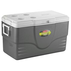 Coleman Xtreme® Series Coolers  The Coleman company manufactures a line of high performance coolers that they claim will keep ice frozen for...