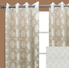 1000 Images About Geometric Curtain Panels On Pinterest
