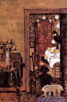 bofransson:  Interior Pierre Bonnard - 1898