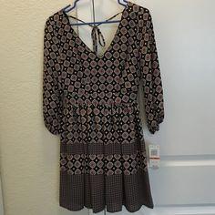 Gianni Bini Elegant modern Short Dress. Brand new. Gianni Bini Dresses