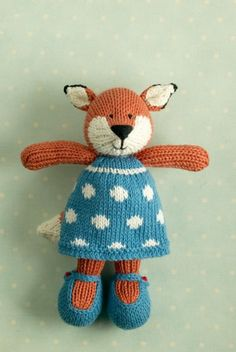 Francine by LCRknitted on Etsy