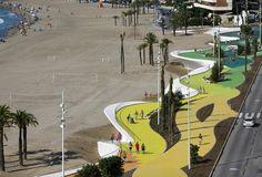 Benidorm Seafront / OAB,