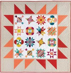 Book Review: Sister Sampler Quilts