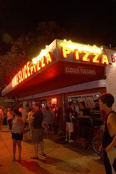 Homeslice Pizza / Austin, TX