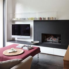 Get cosy with these ideas for fireplaces and wood burning stoves