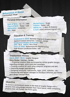 Great Resume Designs that Catch Attention–and Got People Hired