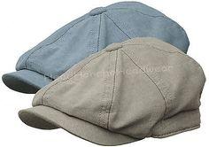 Stetson con textura 100% Cotton Gatsby Sombrero Gorra Hombres noticiero Ivy Golf Conducir taxista | Ropa, calzado y accesorios, Accesorios para hombre, Gorros | eBay!
