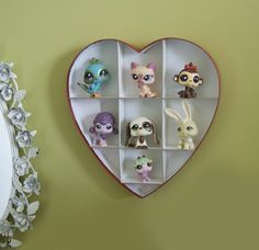 Wondering what to do with that leftover candy box from Valentine's Day? Turn it into this... via Apartment Therapy.