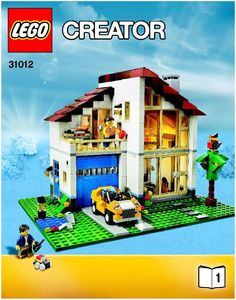 Creator - Family House [Lego 31012]