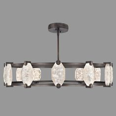 Fine Art Lamps Allison Paladino 24 Lights Pendant