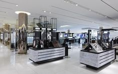 selfridge cosmetic store | Selfridges & Co Beauty hall, Manchester, 2011