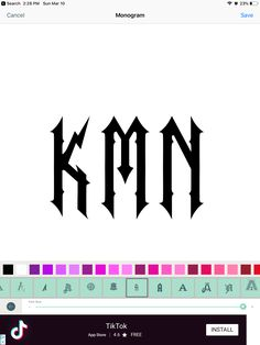 Initial Letters, Initials, Company Logo, Monogram, App, Logos, Apps, Logo, Monograms