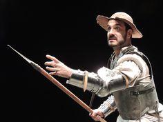 Imagen de la obra de teatro para secundaria Don Quijote de la Mancha
