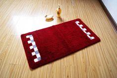 Bath Mats And Rugs ~ http://modtopiastudio.com/choosing-the-tropical-bath-rugs-to-decorate-the-bathroom/
