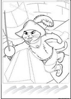 31 Best Shrek Coloring pages free online images | Shrek