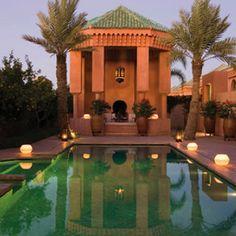 Al-hamra maison - Amanjena - Morocco