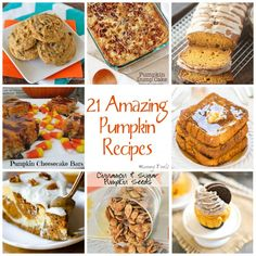 21 Amazing Pumpkin R