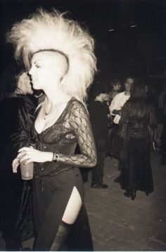 Trad Goth Fashion