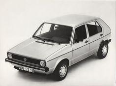 1977 Volkswagen Golf MkI 5 Door