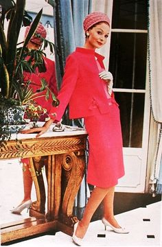 Pierre Balmain - Elegance (Dutch) April 1965