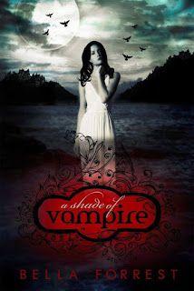 Lua negra: Livro 01 - Série Shade of Vampire