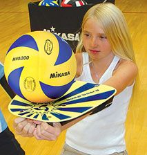 • Ultimate tool to develop volleyball passing and receiving skills • Perfect for the volleyball player who is looking to improve their pass | Midwest Volleyball Warehouse