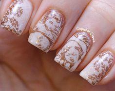 Renaissance Angel Stamping
