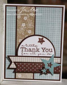 Crafty Nana's Blog: A Little Thank You